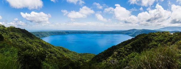 Apoyo Lagoon panorama